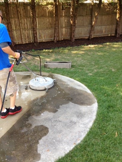 Concrete cleaning usi for How to clean dirty concrete